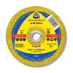 Disc flex 125x1x22 A60 supra