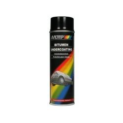 Bitumen Undercoating - soluţie antifonare pe bază de bitum