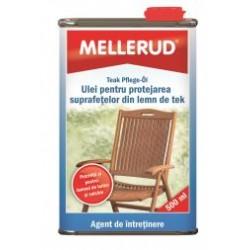 Ulei pentru suprafeţele din lemn de tec